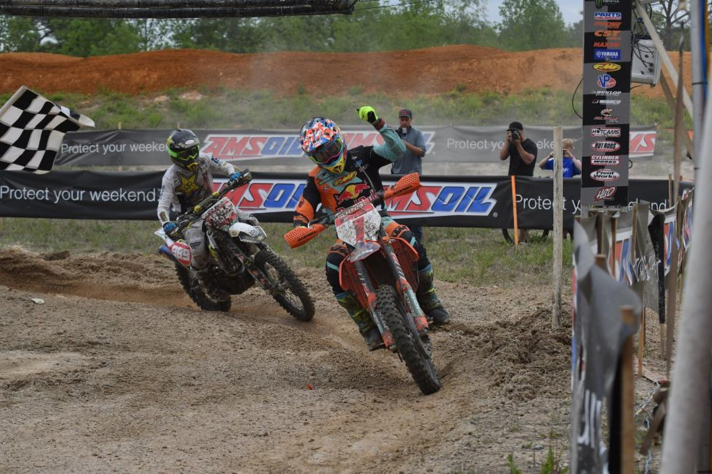 Kailub Russell Seeks Victory at X-Factor Whitetails GNCC