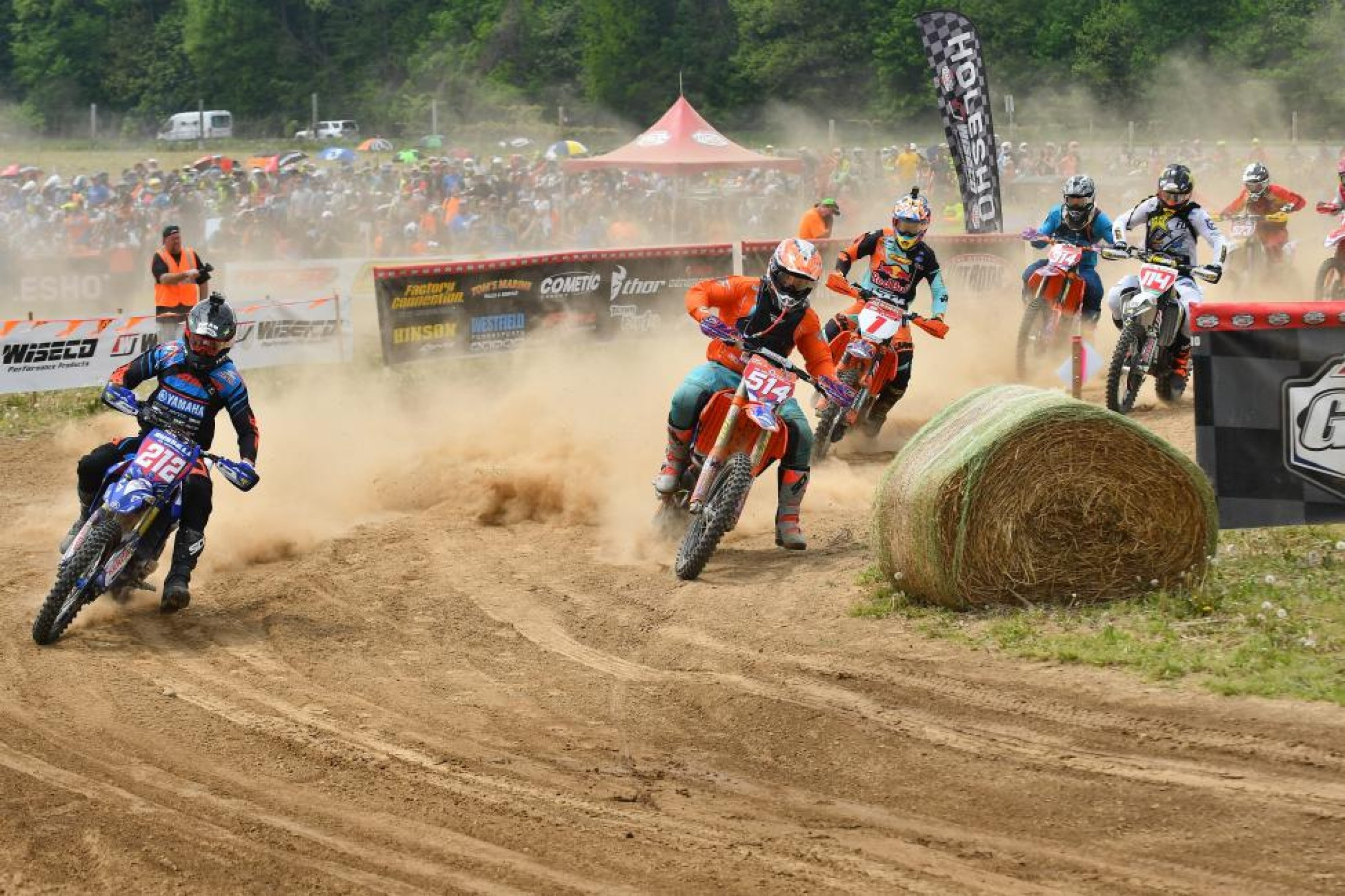 Kailub Russell Comes Out on Top at X-Factor Whitetails GNCC