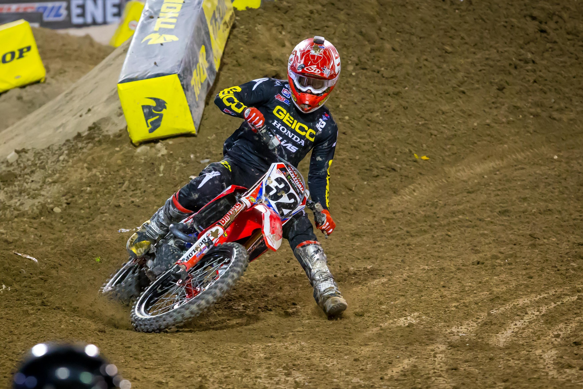 Craig will move up to the 450 Class with Honda HRC.