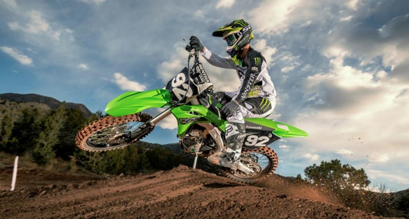 Kawasaki Debuts 2019 Motocross and Off-Road Models - Racer X Online
