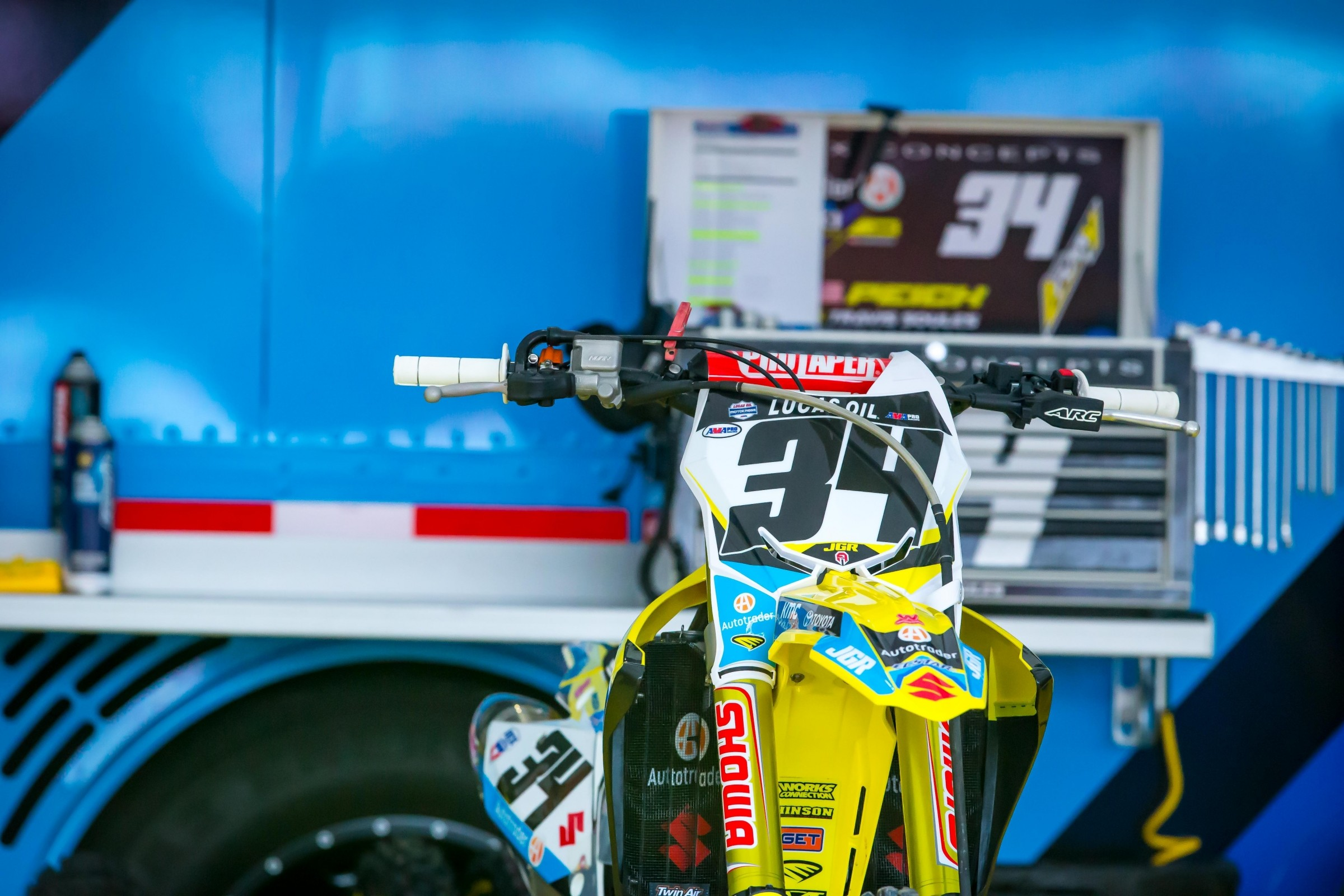 Southwick Pre-Entry Lists Released