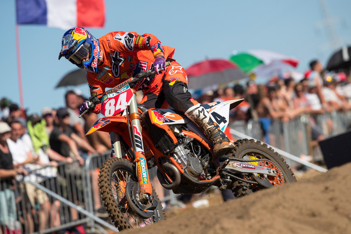 Herlings has seen 12 wins in 15 rounds this season.