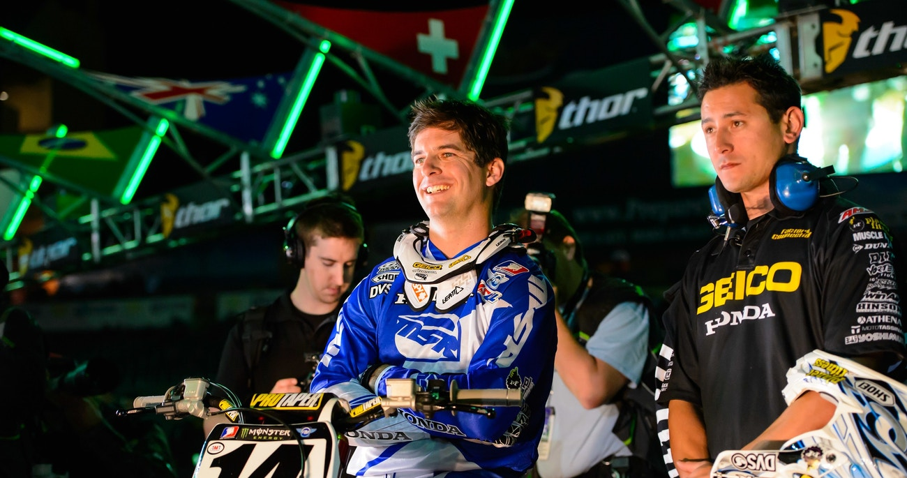 Kevin Windham on Racing 2018 Motocross of Nations - Racer X