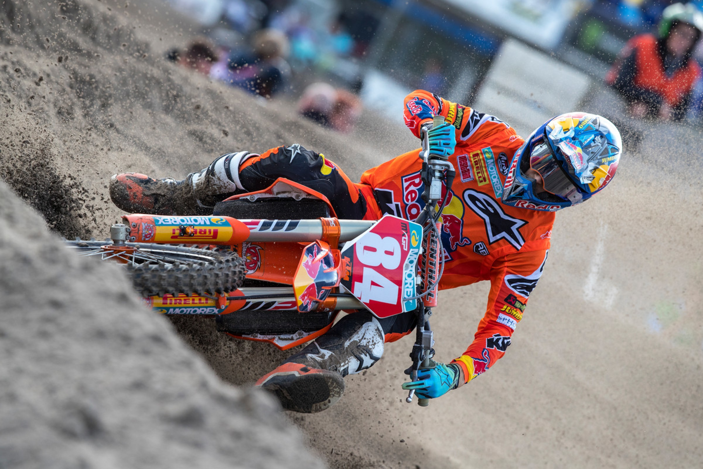 Jeffrey Herlings Clinches MXGP World Championship at Assen