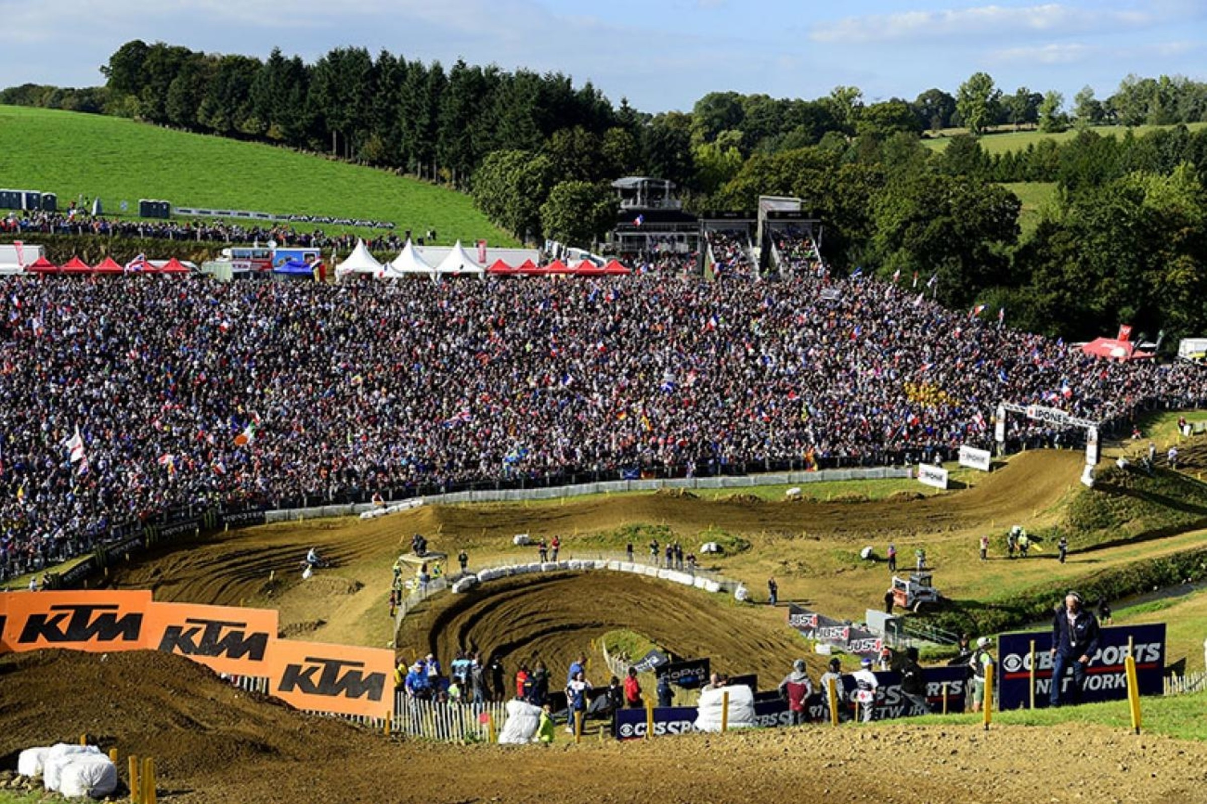 Ernee To Host 2020 Motocross of Nations