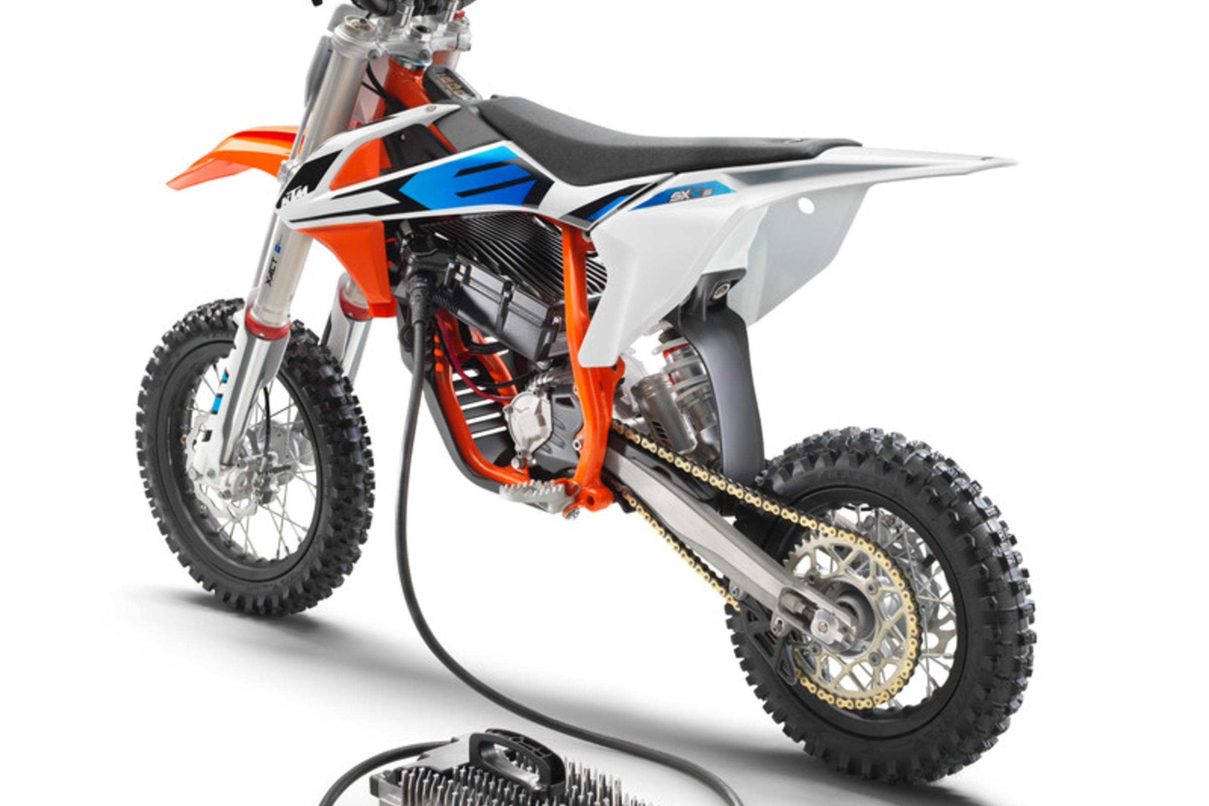 KTM Introduces 50cc-Sized Electric Dirt Bike - Racer X Online
