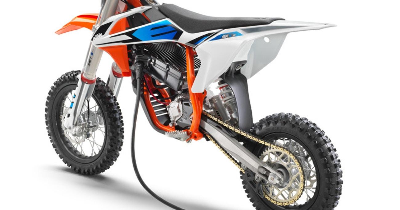 ktm introduces 50cc sized electric dirt bike racer x online. Black Bedroom Furniture Sets. Home Design Ideas