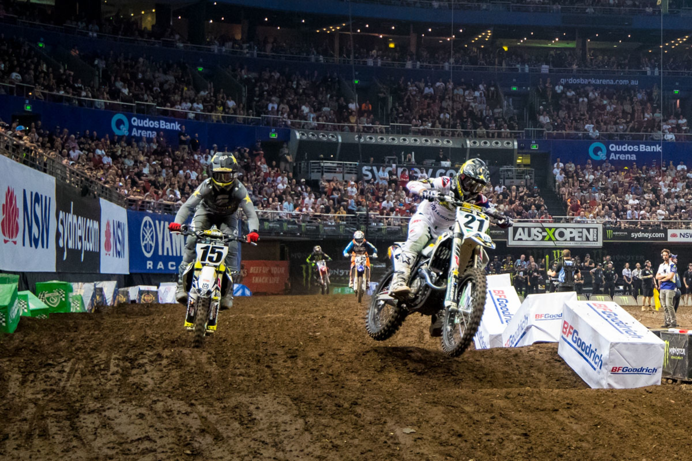 Anderson Sweeps AUS-X Open; Brayton Clinches Title