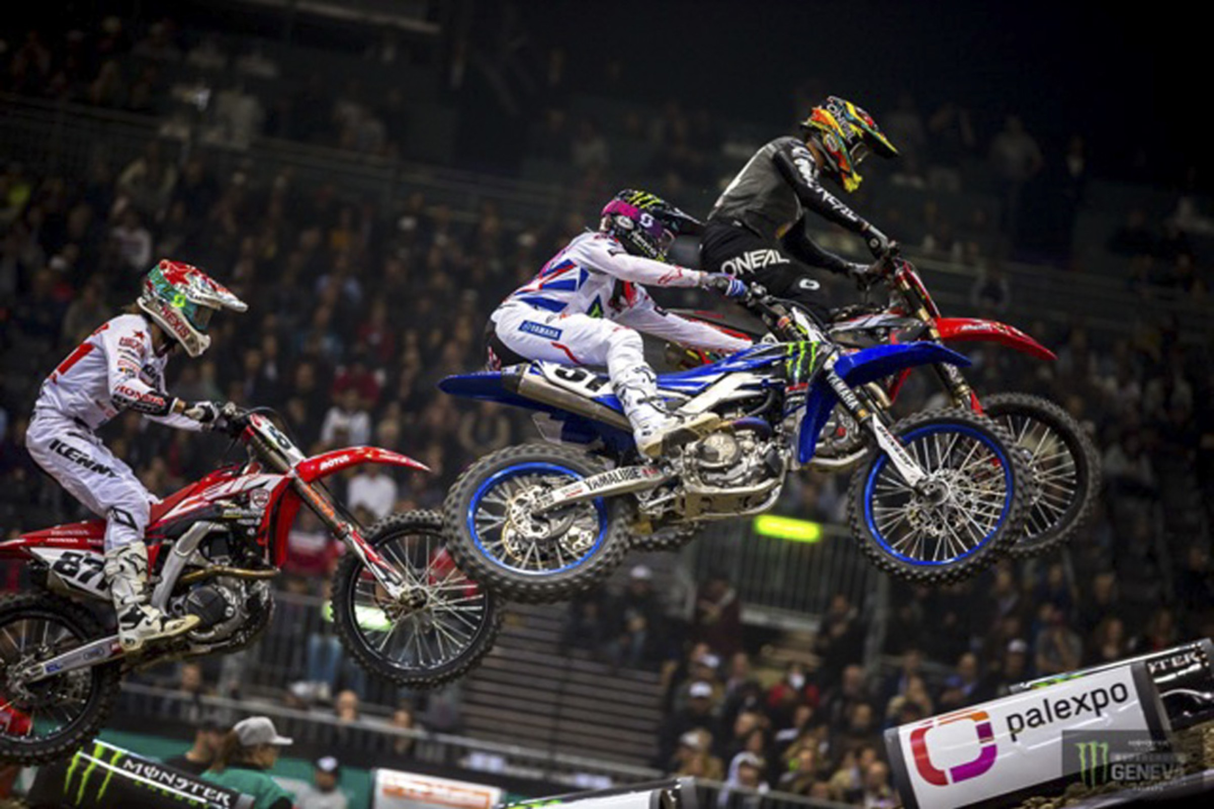 Geneva Supercross Results (Night Two)