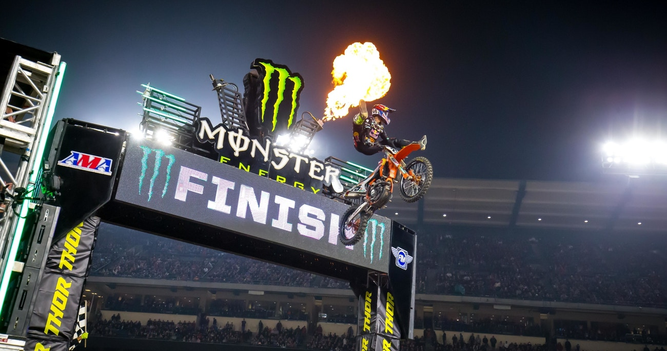 Supercross TV Schedule—and Move to NBC Sports Group—Revealed - Racer X Online