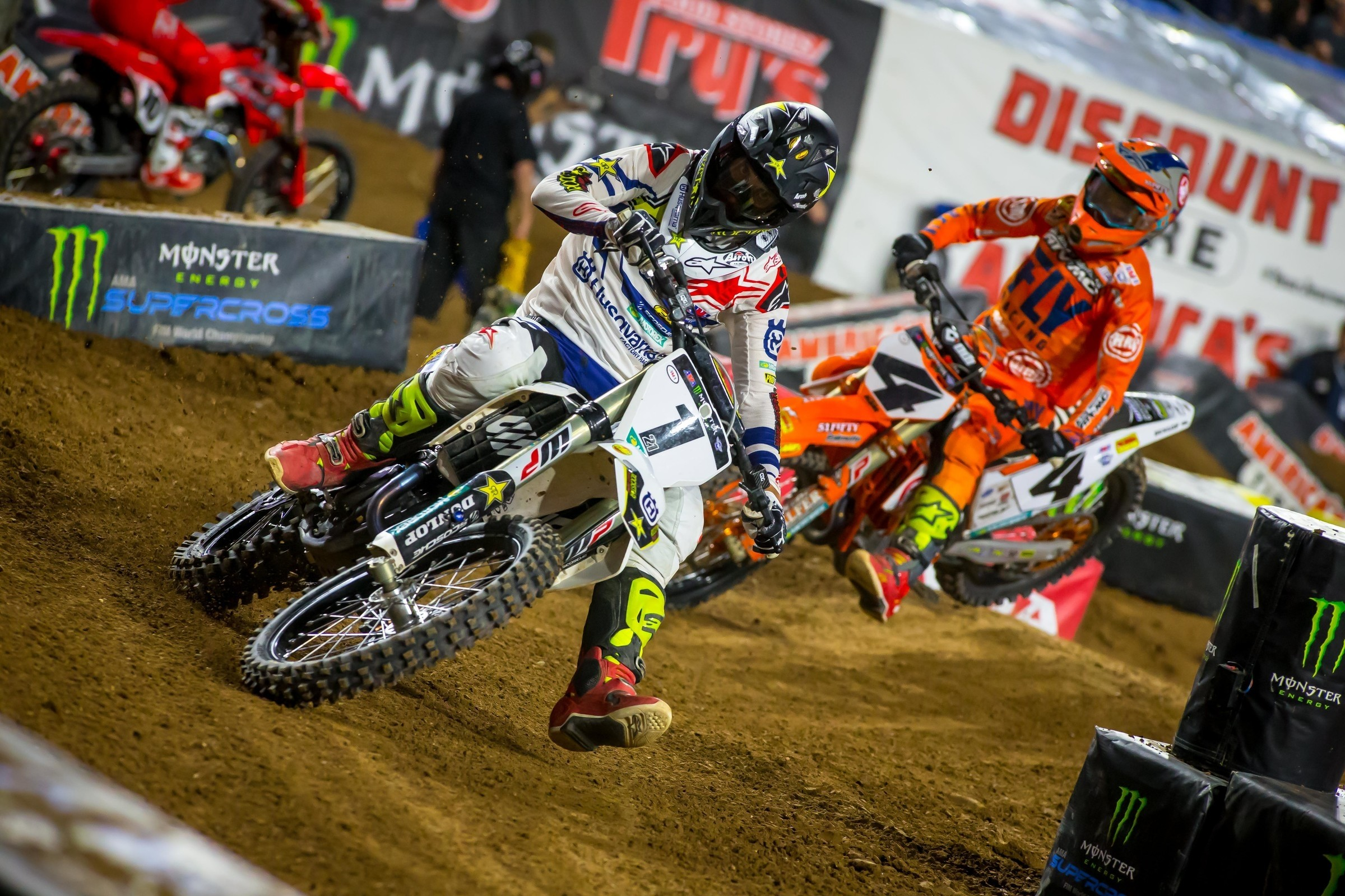 Glendale SX Highlights