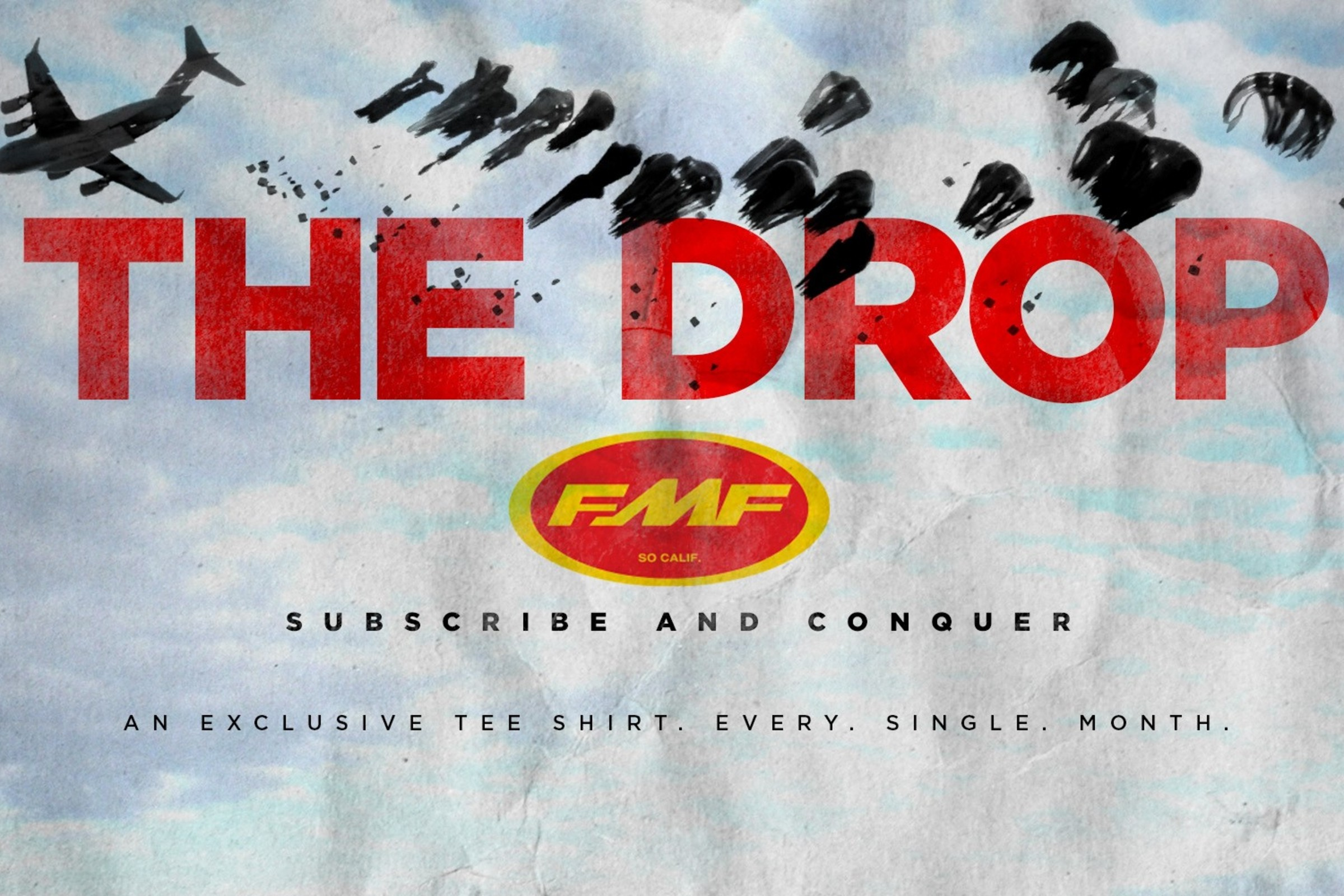 FMF Introduces The Drop 003