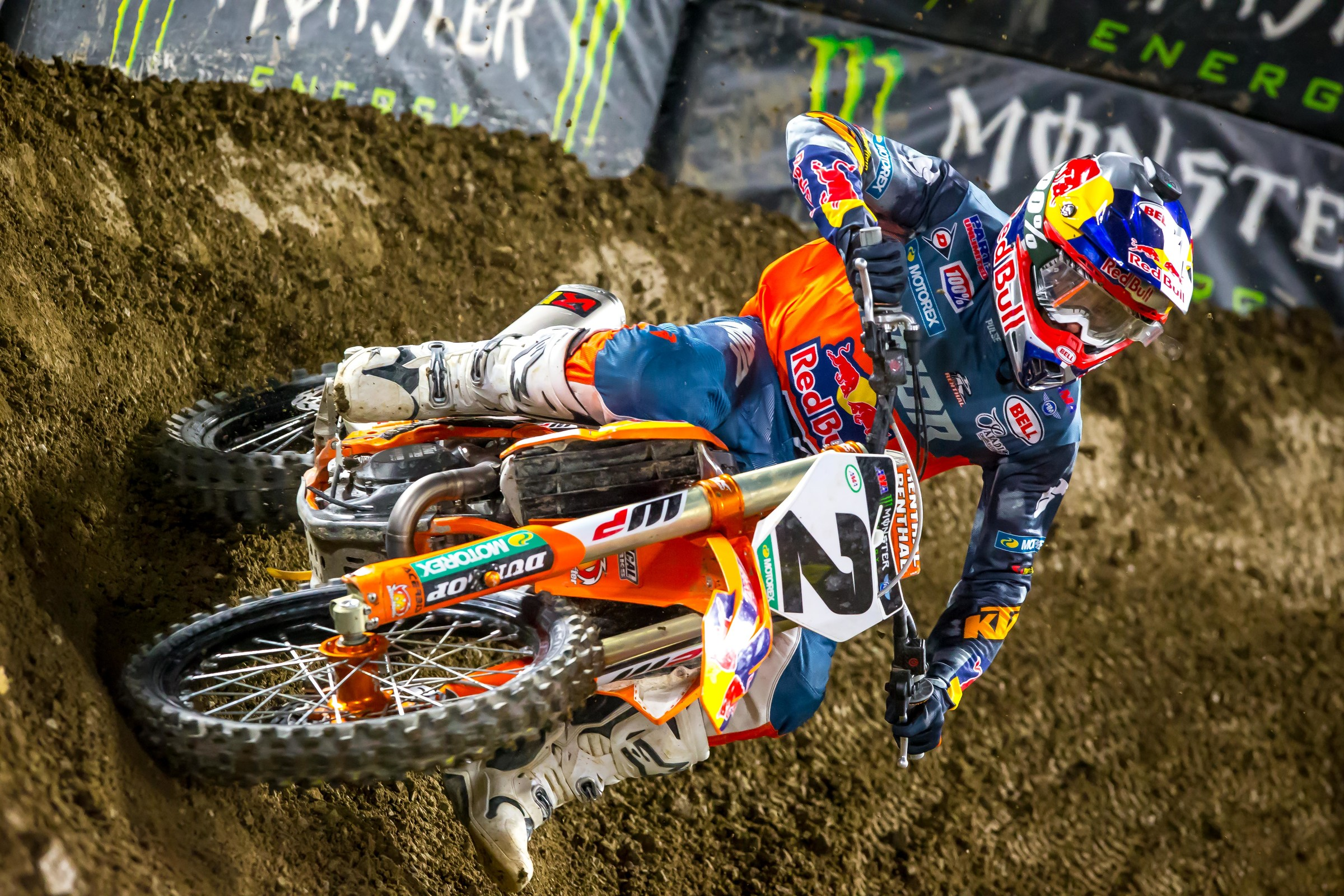 Does this win mean the Cooper Webb that was expected to shine in the 450 class is finally here? Maybe, but nothing is certain the way this year is going.