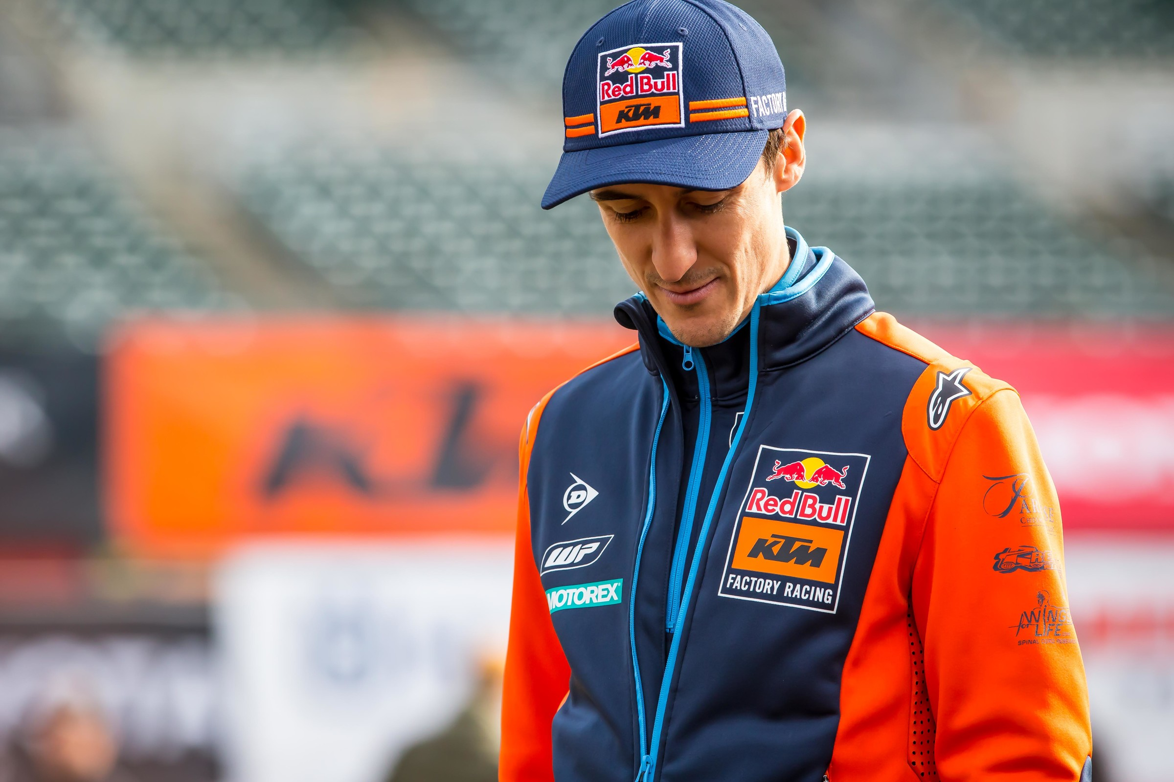 Musquin finished second overall behind Webb at Anahiem 2, the first Triple Crown of the year, before finishing second to Webb again in the main event at Oakland. But he was arguably the faster man at Oakland.