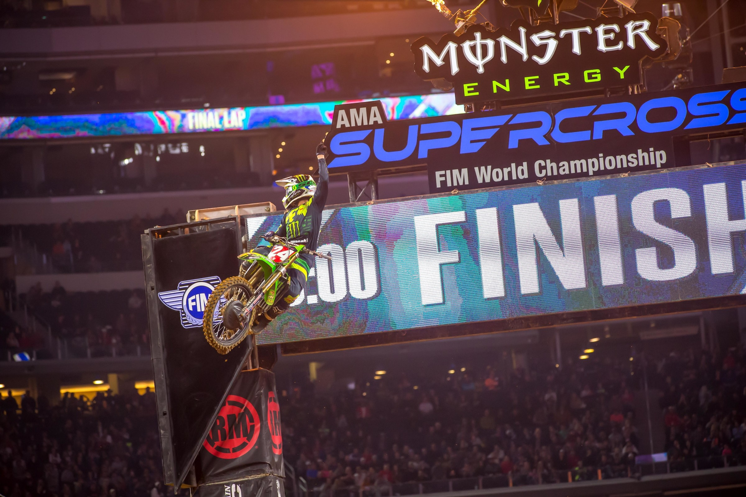 Arlington SX Highlights