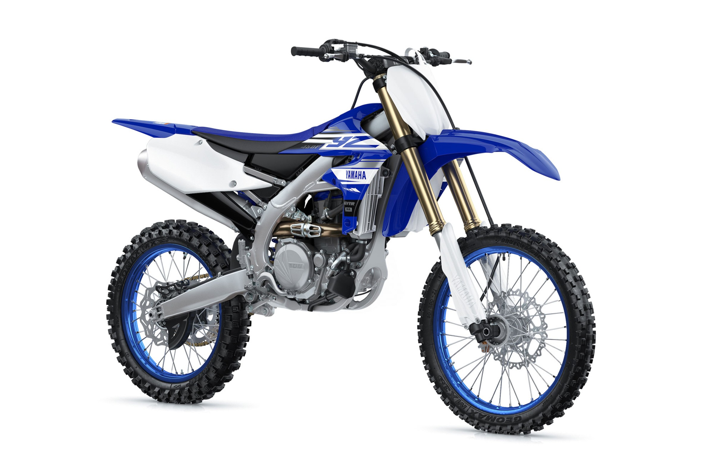 Enter To Win a 2019 Yamaha YZ450F at Atlanta Supercross