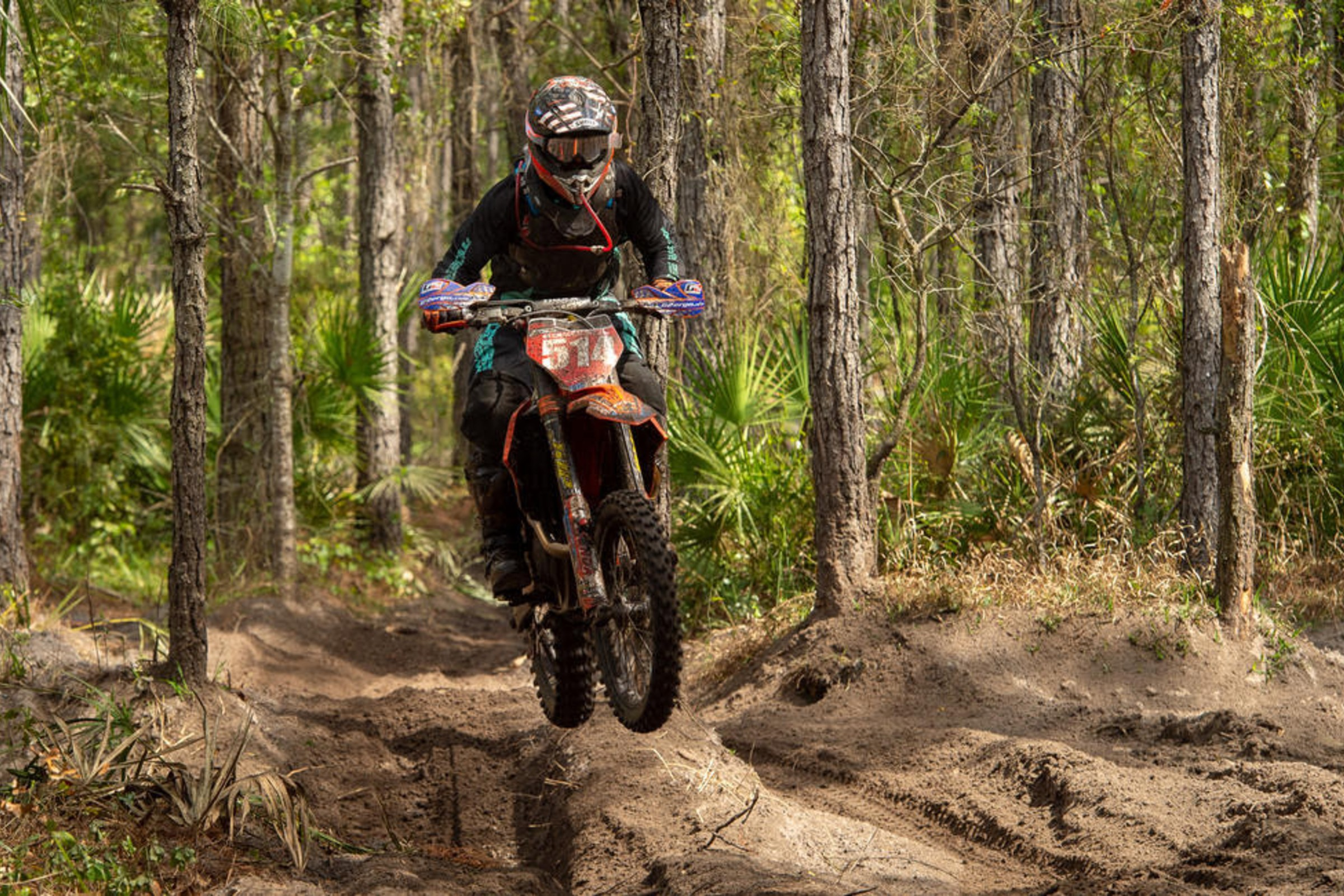 Steward Baylor Seeks Second Straight Win at The General GNCC
