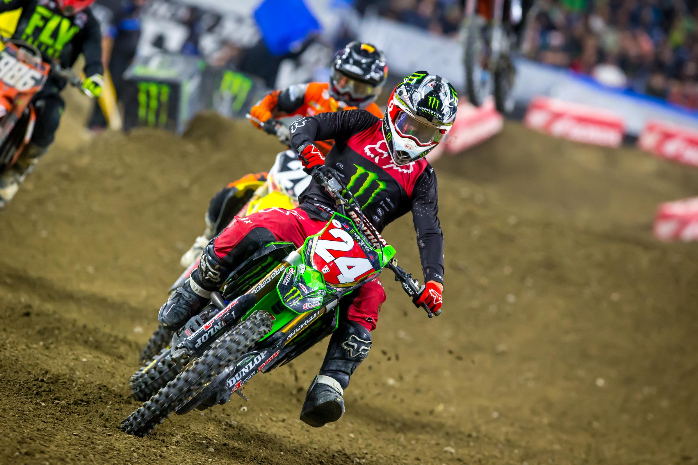 No one in the East Region has been able to stop Austin Forkner.