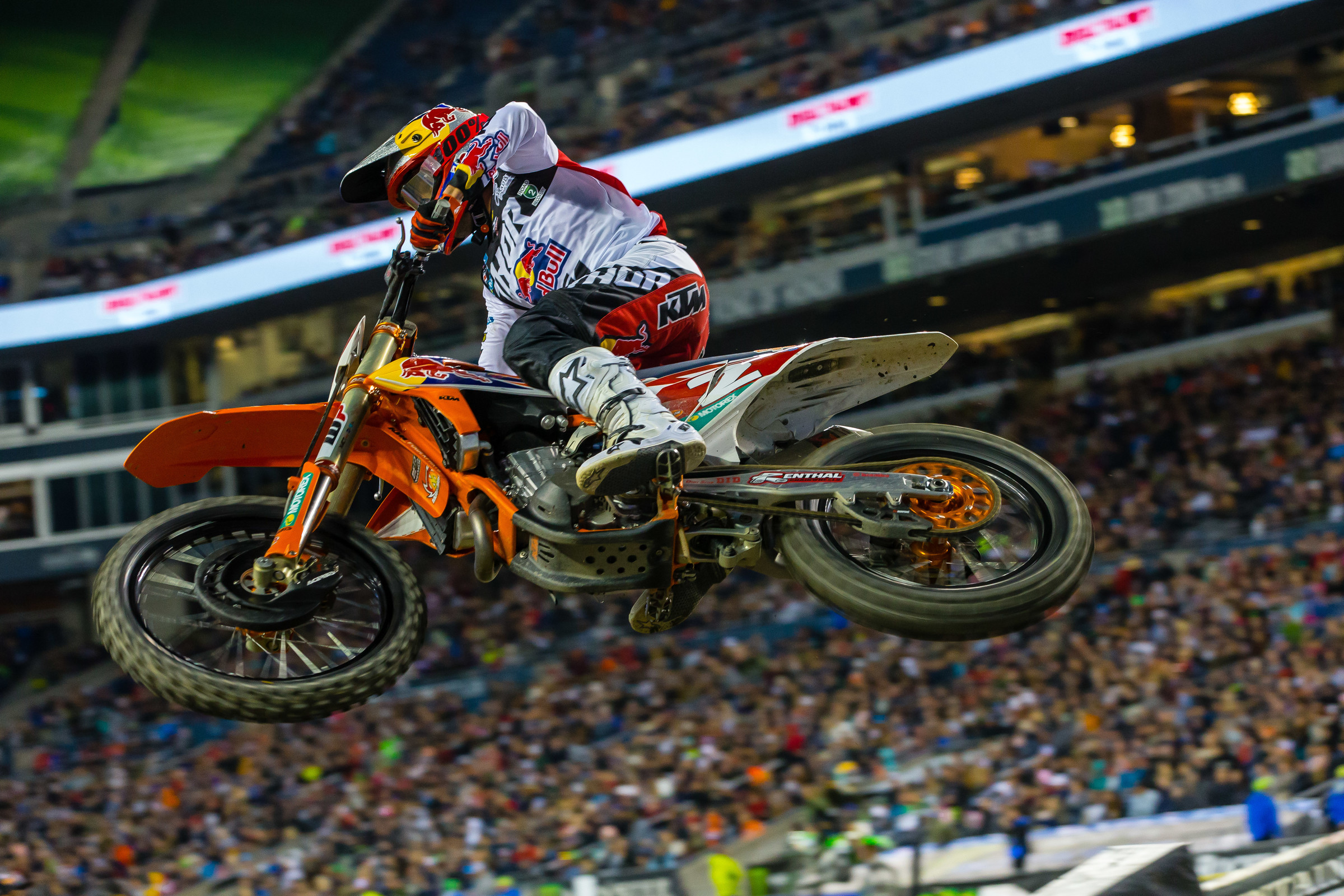 In Seattle, Webb finished off the podium for the first time since round five in San Diego, where he finished in eighth.