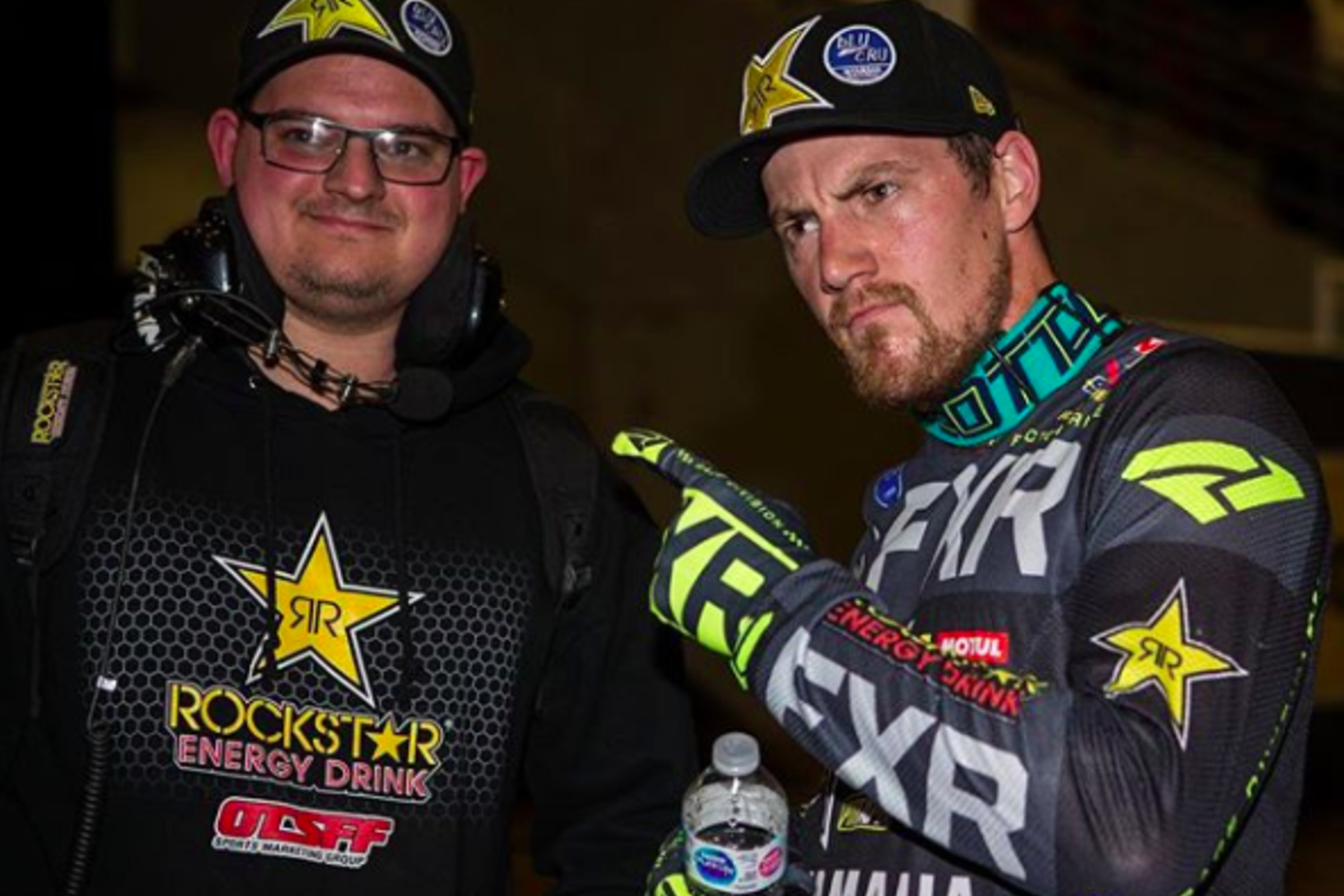 Phil Nicoletti Wins Round Two of Rockstar Triple Crown Arenacross Championship