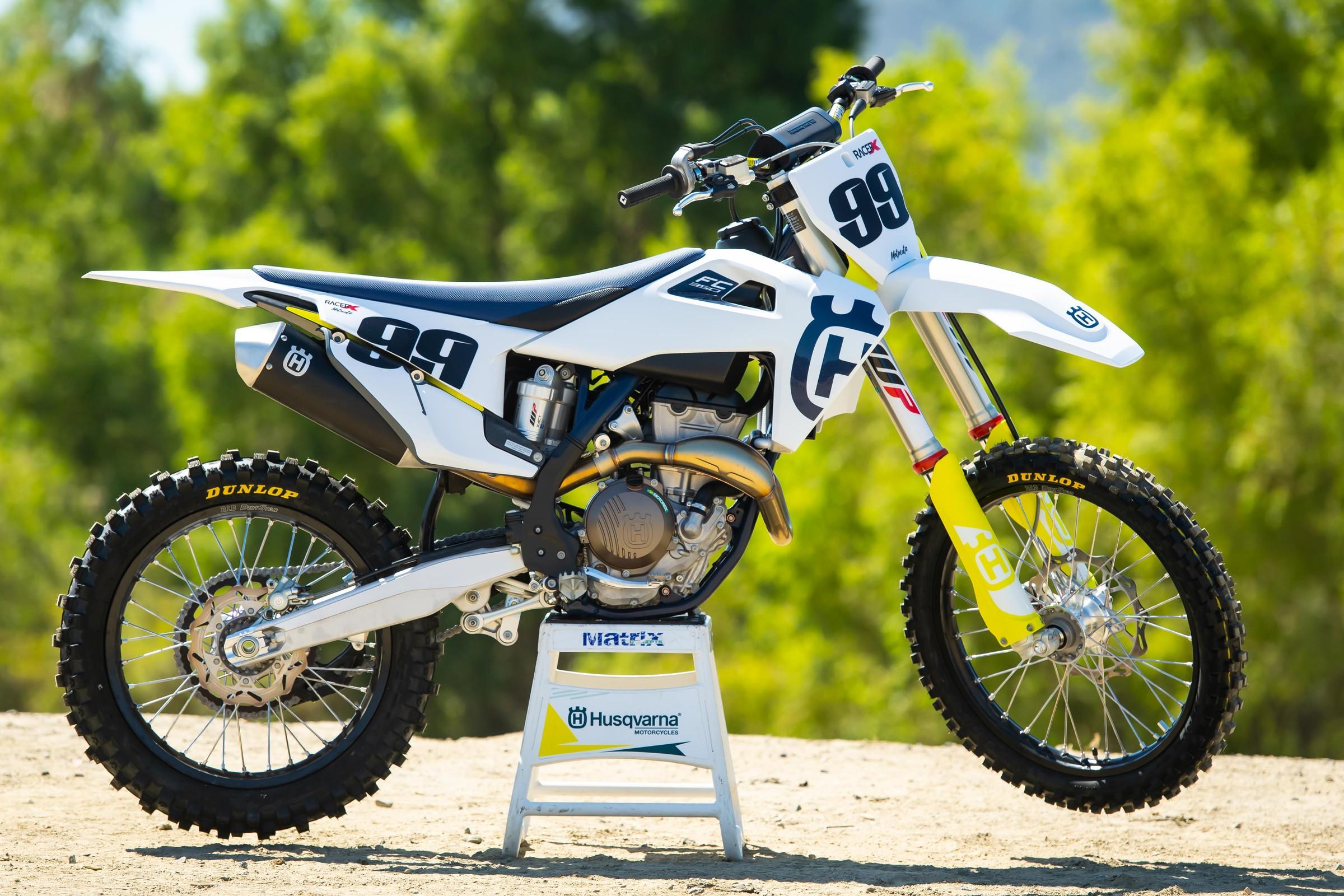 Racer X Films: 2020 Husqvarna FC 350 Intro - Racer X Online