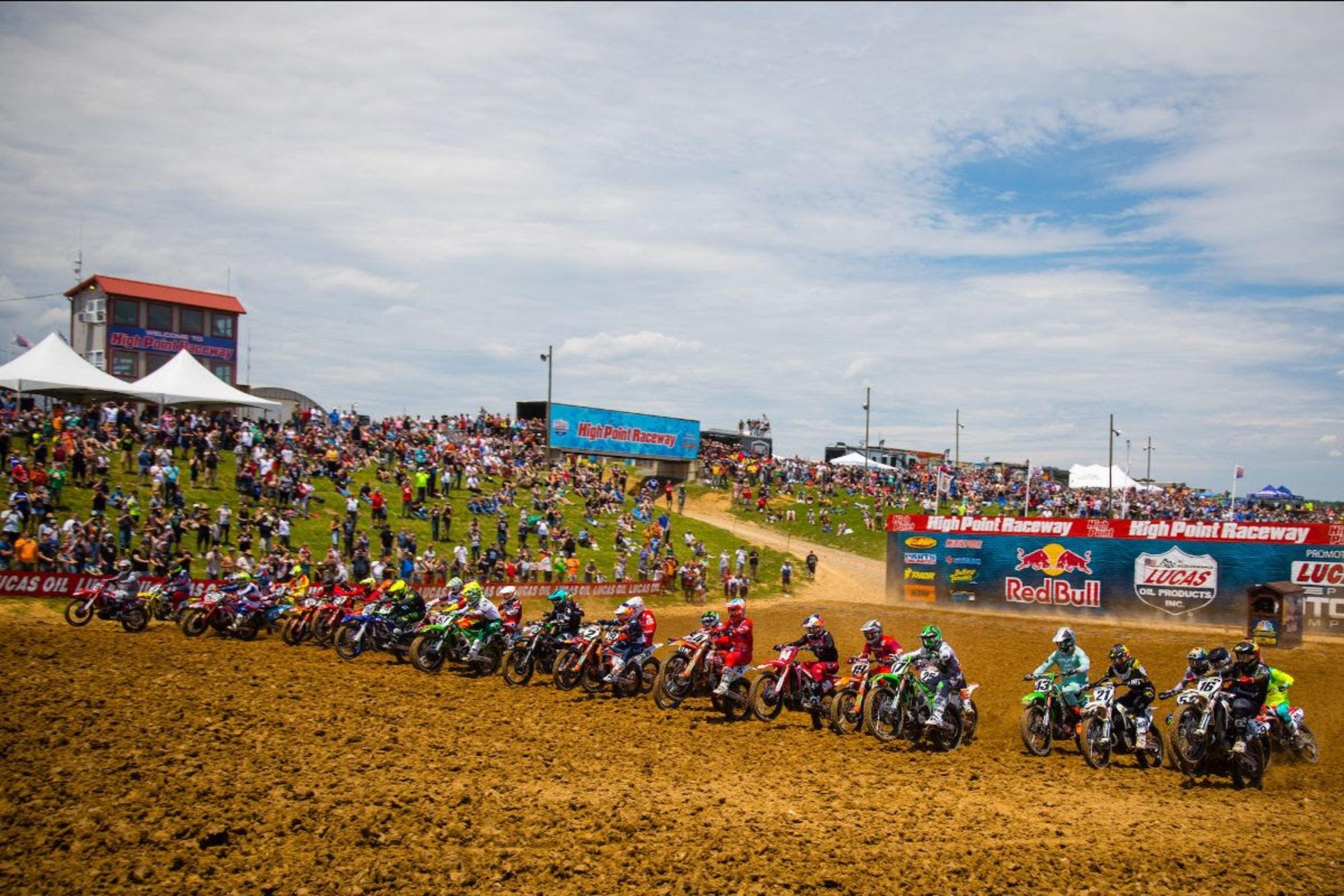 2020 lucas oil pro motocross championship tickets now on sale - motocross