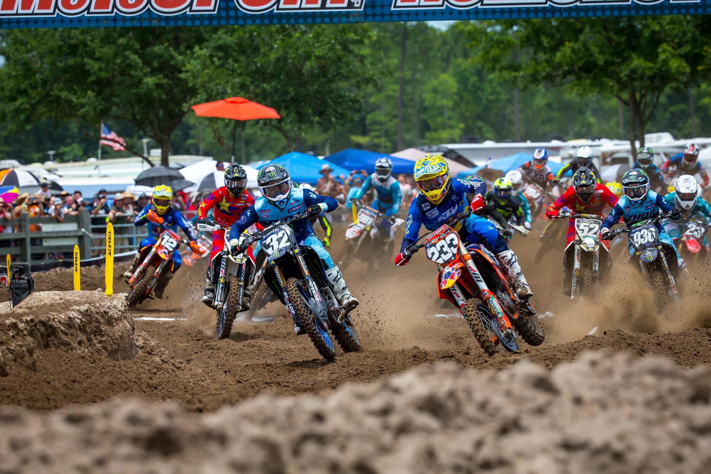 Updated 2020 Pro Motocross Schedule Racer X Online