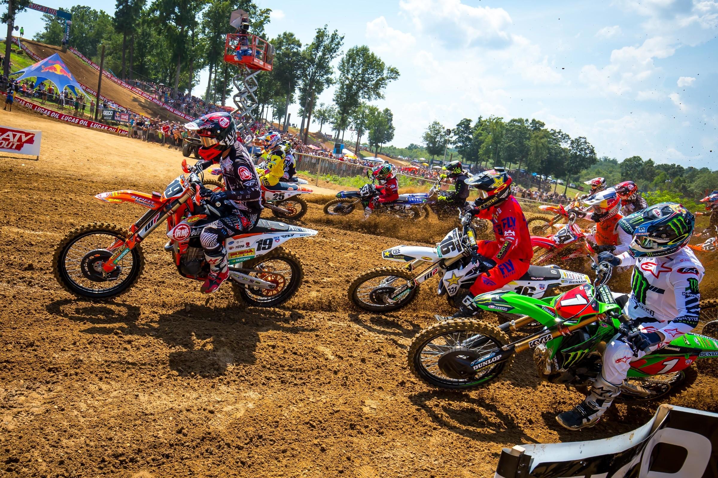 More Updates On Lucas Oil Pro Motocross Schedule Racer X Online