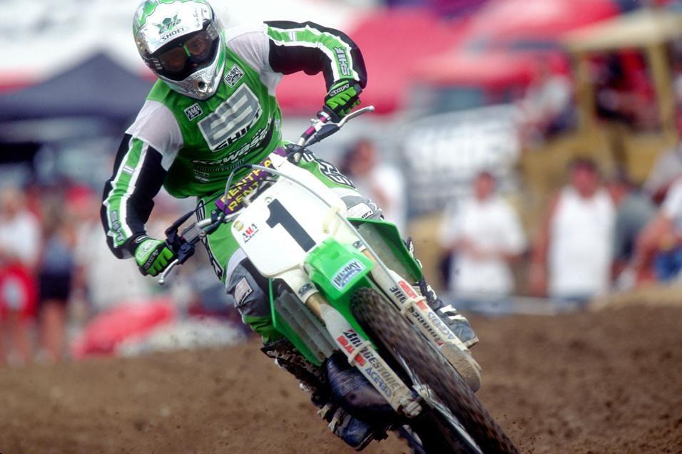 30 Greatest AMA Motocrossers: #11 Jeff Emig - Racer X Online