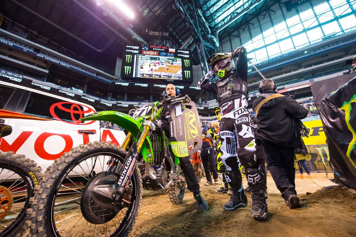 Observations Indianapolis Supercross Racer X Online