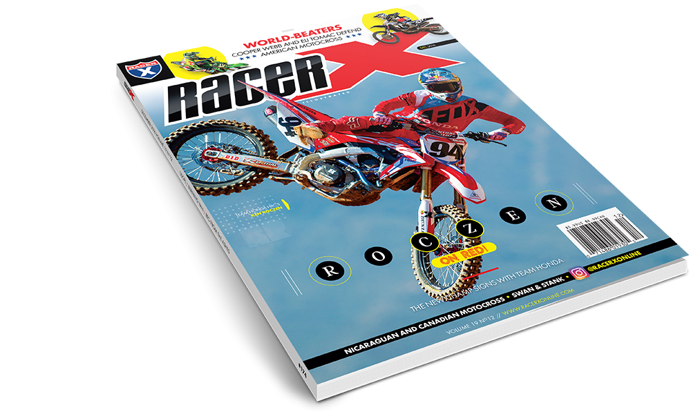 The December 2016 Issue - Racer X Illustrated Motocross Magazine