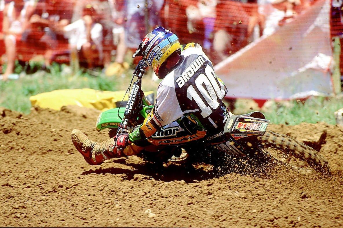 450 Words: Mike Brown Memories - Racer X Online