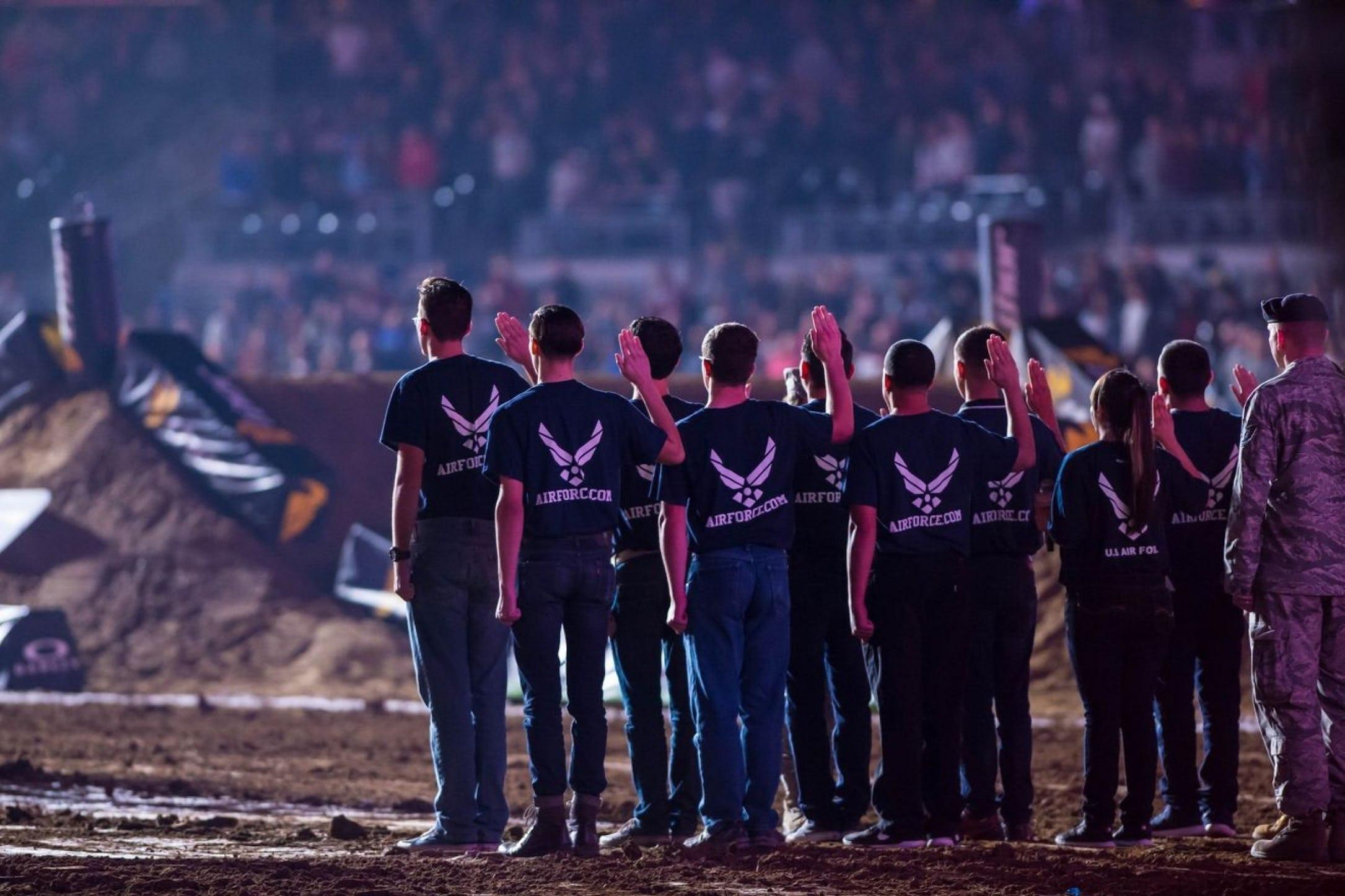 Racer X Military Hero Winners Announced