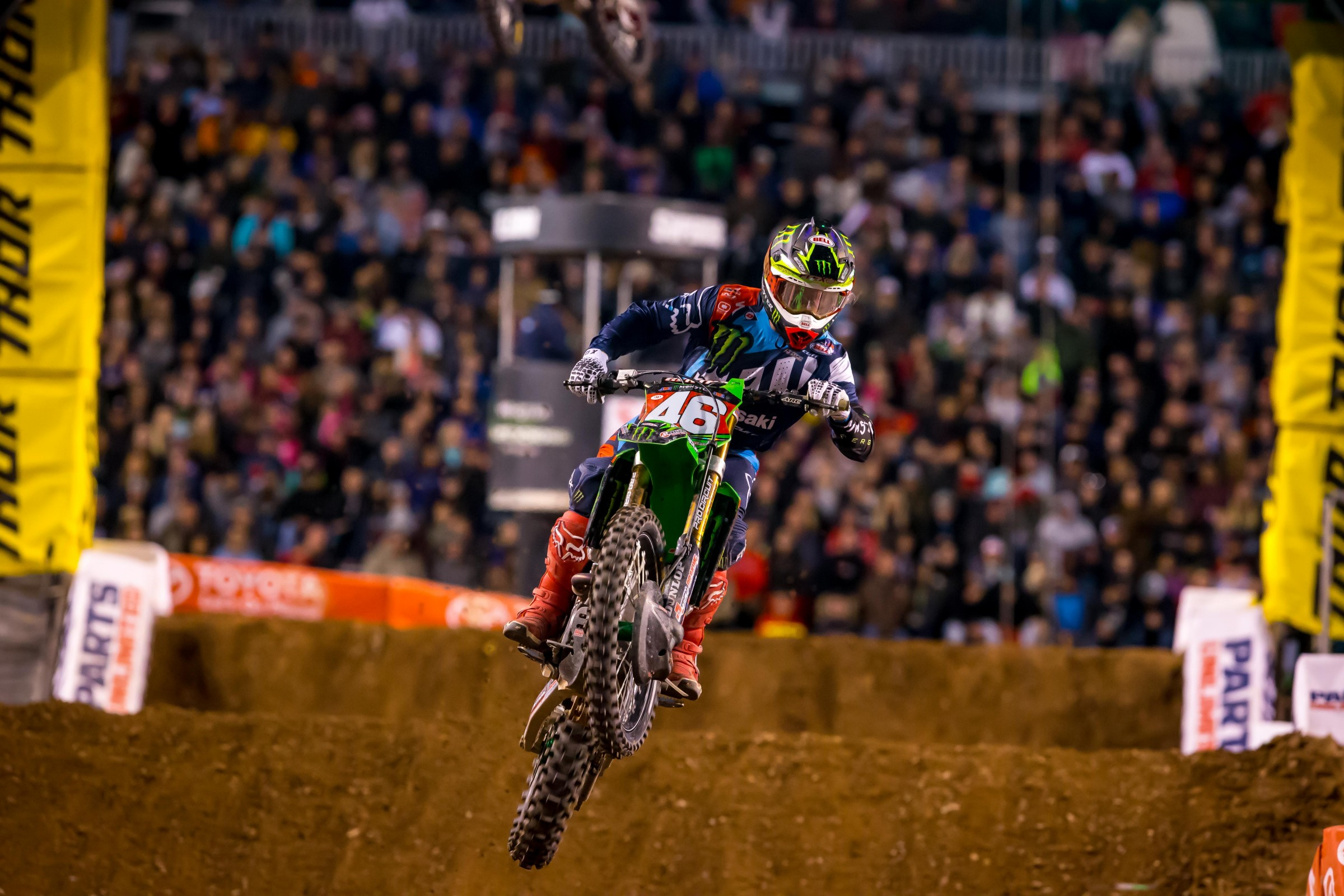 With more top-tier riders in the 250 class this weekend, it will be much harder to recover from a poor start.