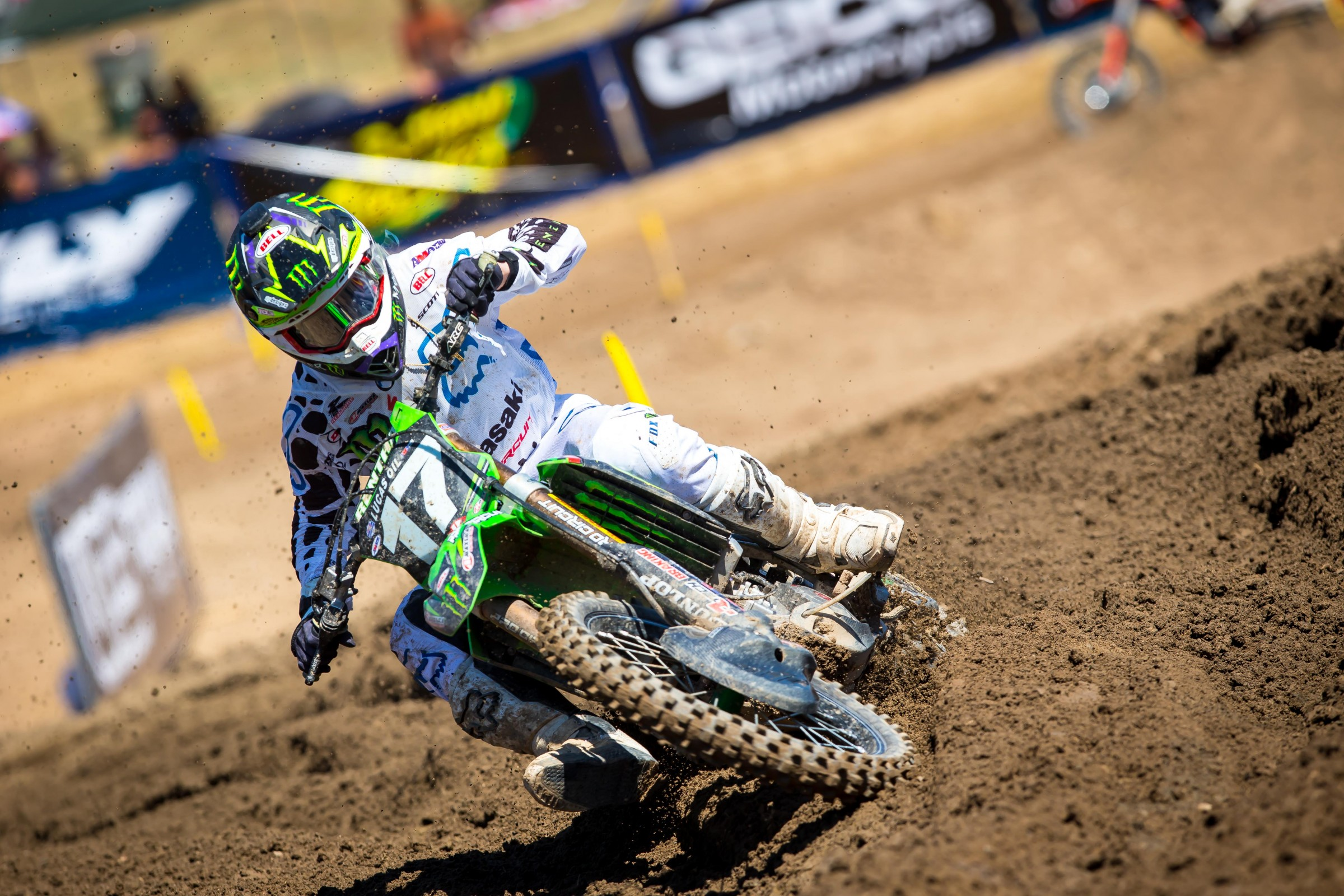 Savatgy is in a 22-point hole going into the second round at Glen Helen.