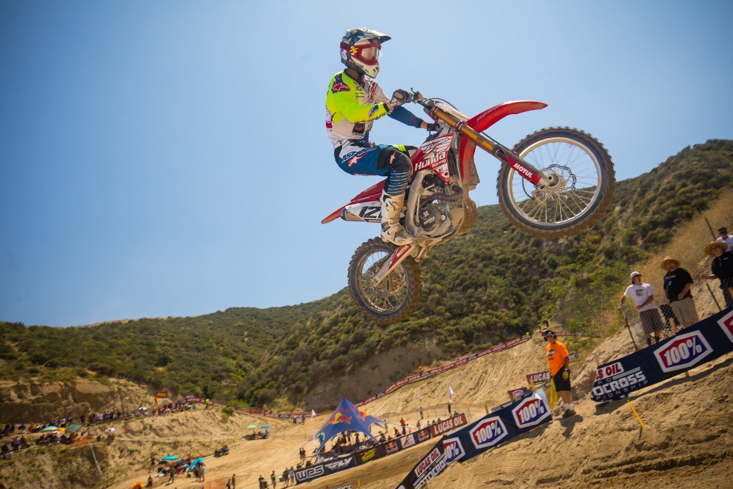 Cooper went 18-22 overall at Hangtown and Glen Helen this year.