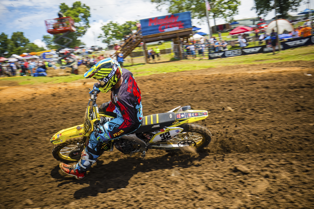 Can Peick score another top five at RedBud?