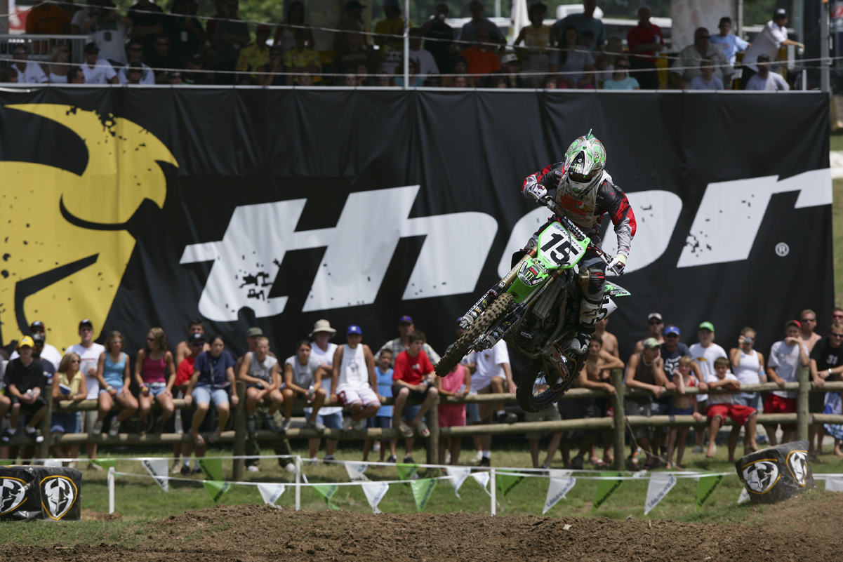 Villopoto got his one and only title at the ranch in 2005.