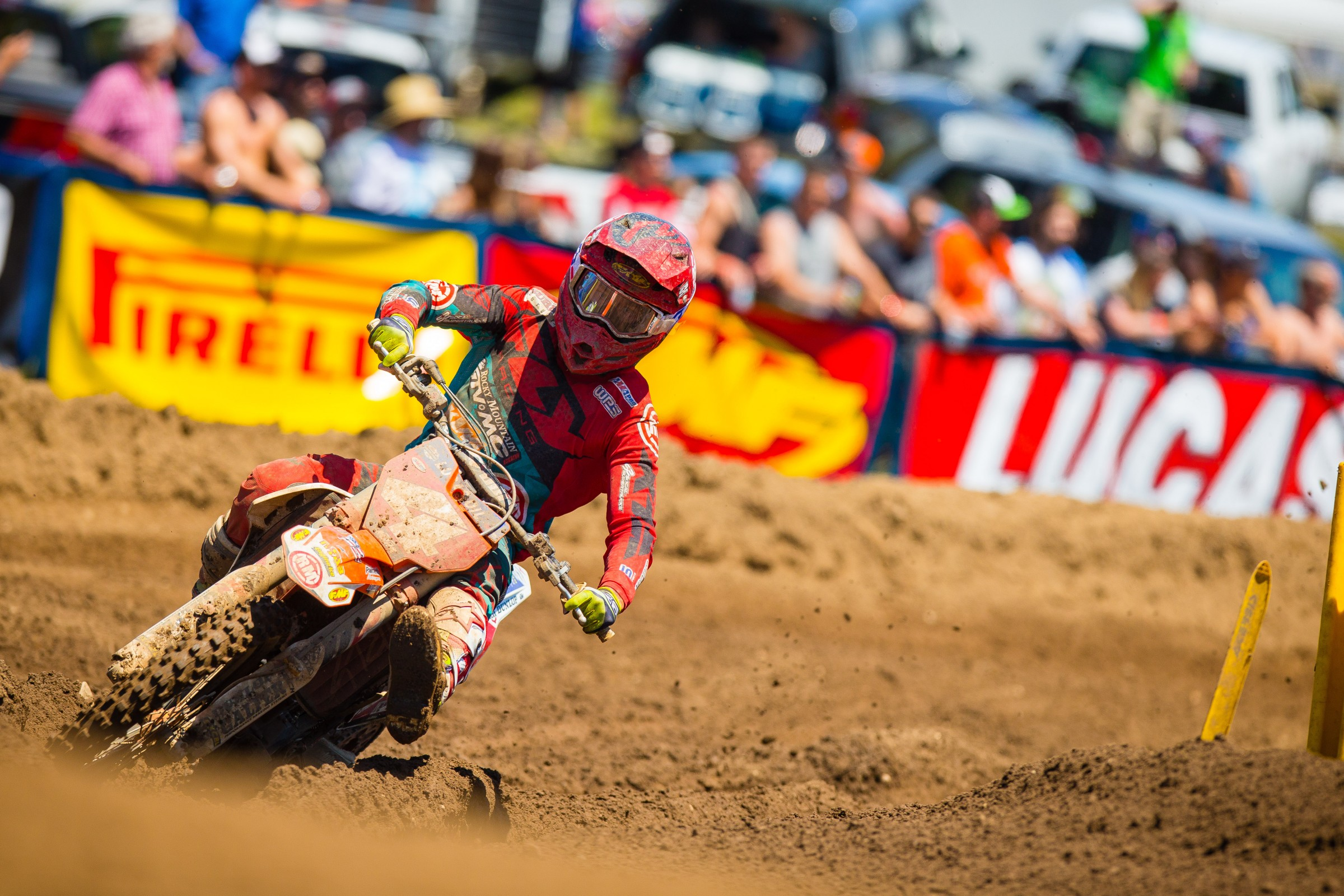 Baggett will need to have a good weekend at Southwick to stop any momentum Tomac might have gained last weekend.