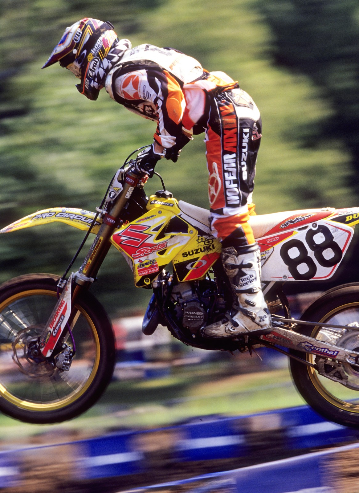 Millsaps won both of his classes in 2003. He turned pro in 2004.