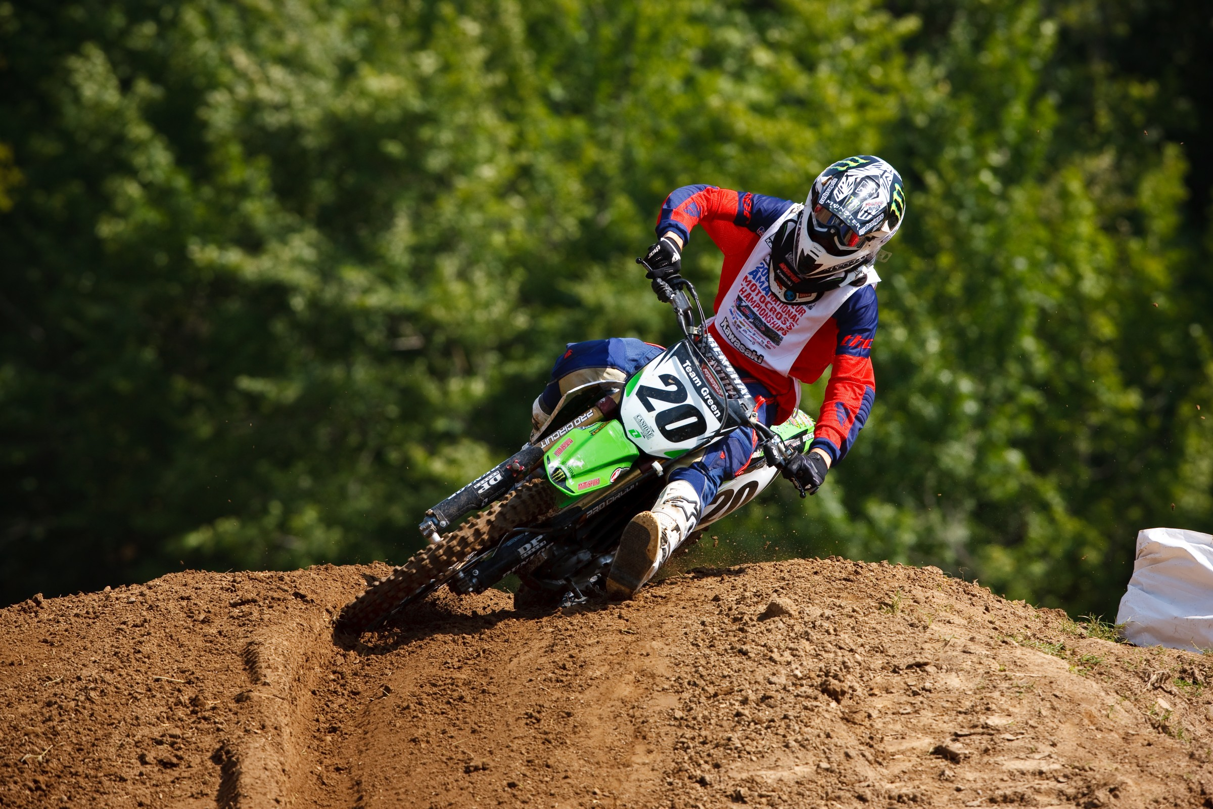Wilson went 10-4 at Hangtown the next year to finish sixth overall. But he would get the 250 National Motocross Championship the next year, in 2011.