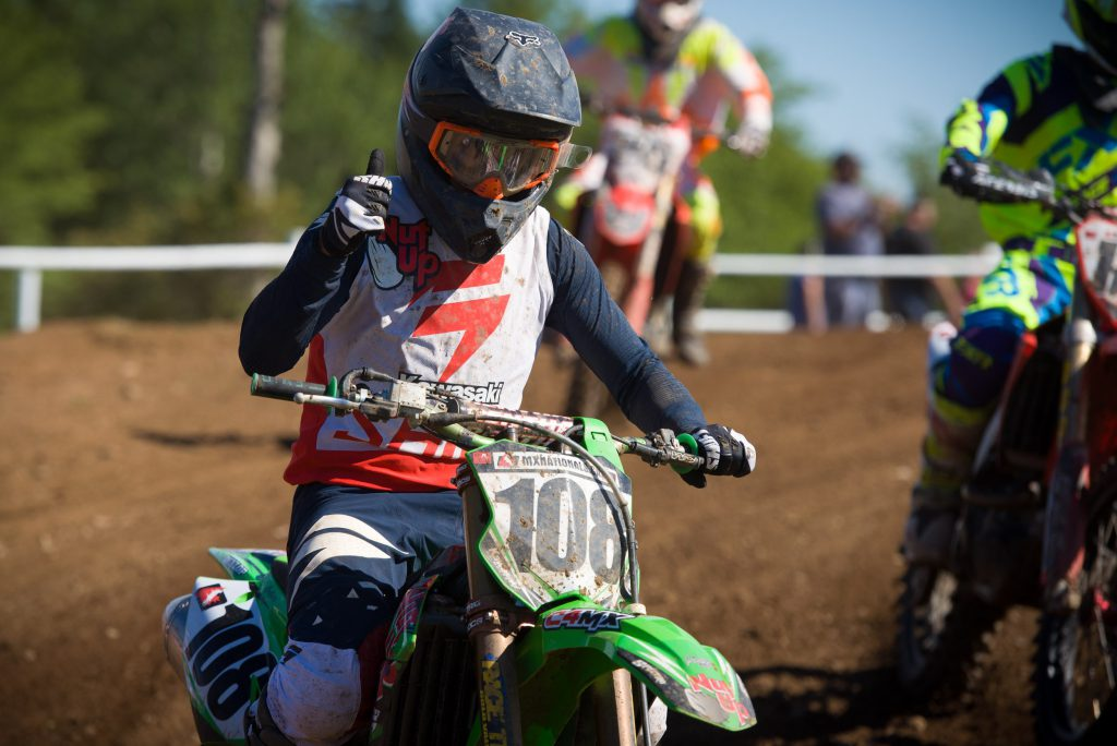 "Nut Up Industries Kawasaki's Dillan Epstein came into round seven with a ""whole different mindset"" and went 1-1 for the win."