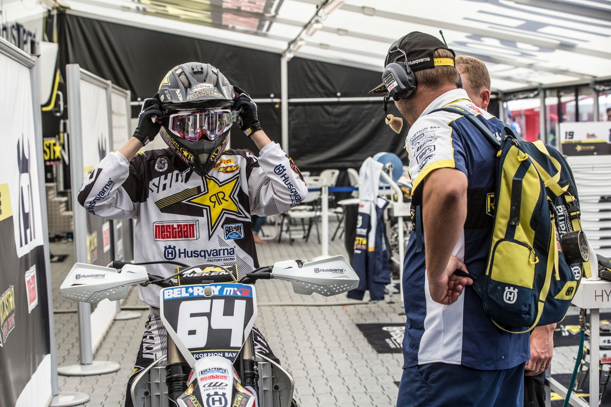 Three People to Trip for Staff Puerto Rico at MXoN