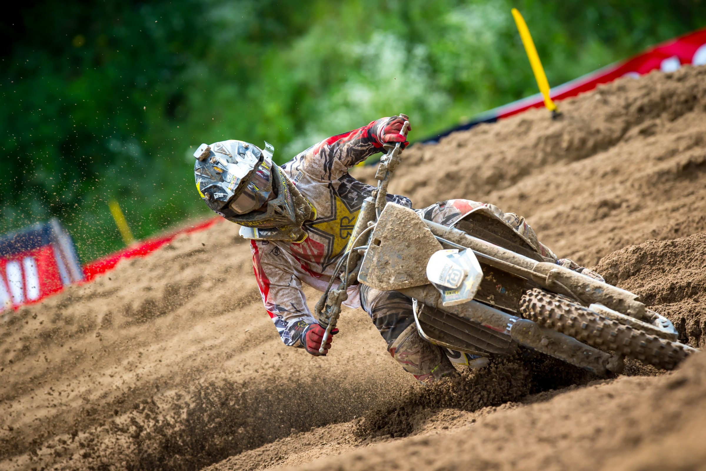 Davalos has seven top 10 moto finishes this summer.