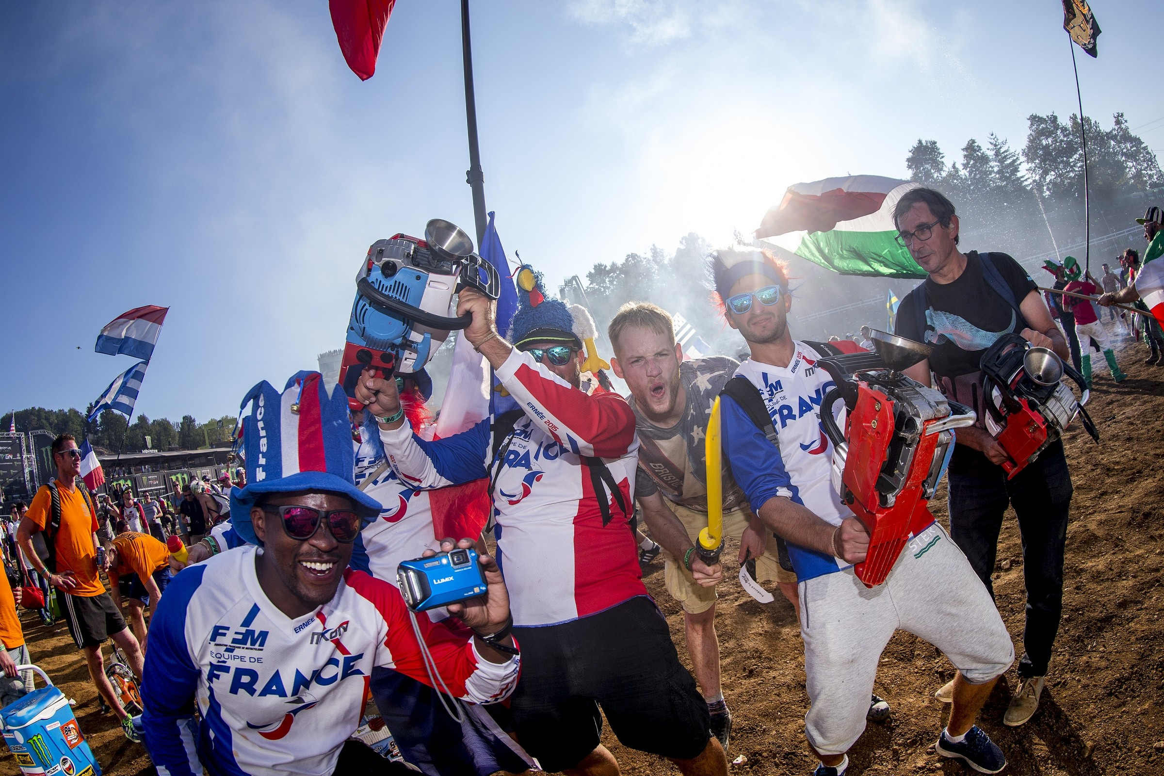3 on 3: Early Questions for the MXoN