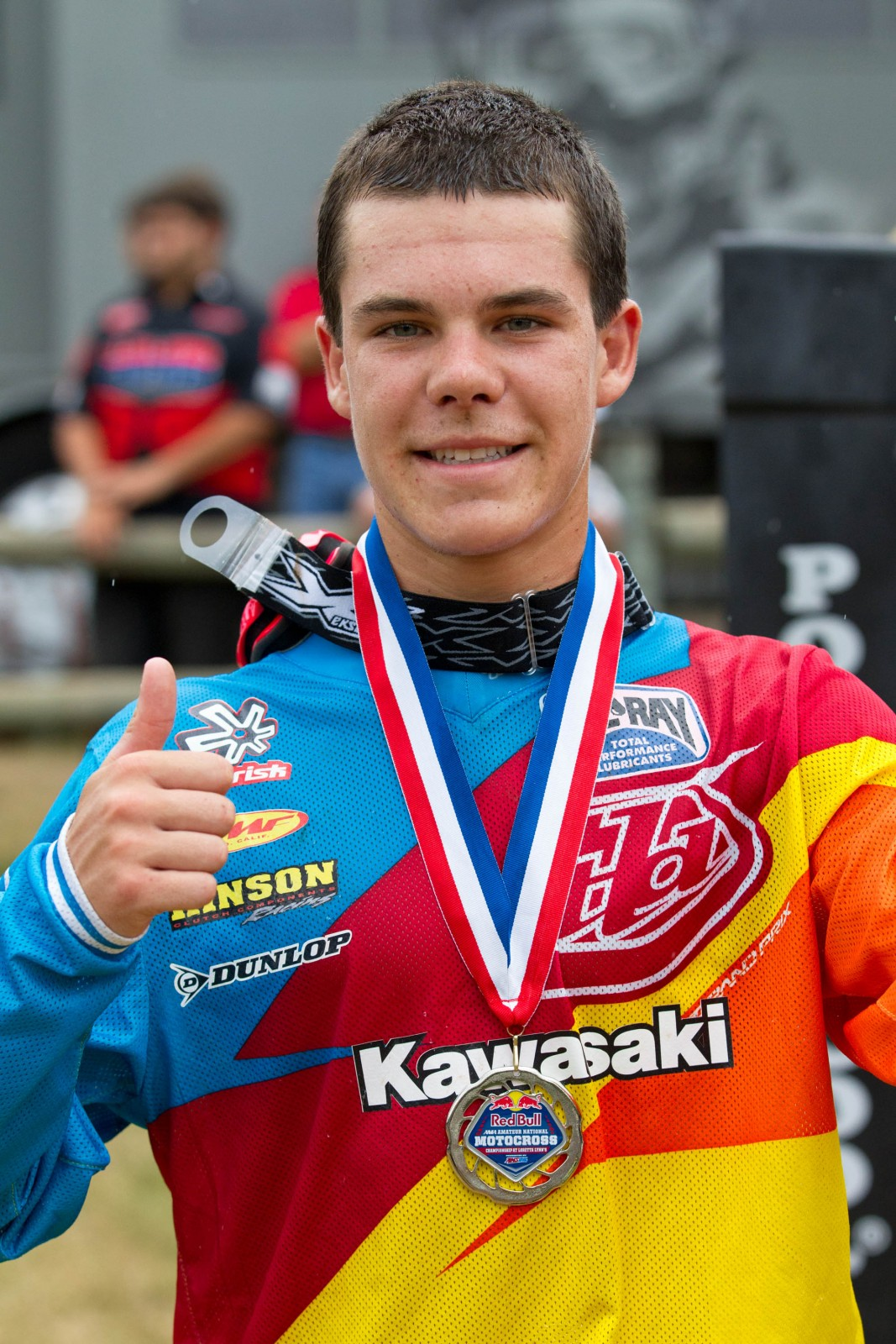 Savage went on to compete in a few races as a pro and now helps train Ken Roczen and several other pros.