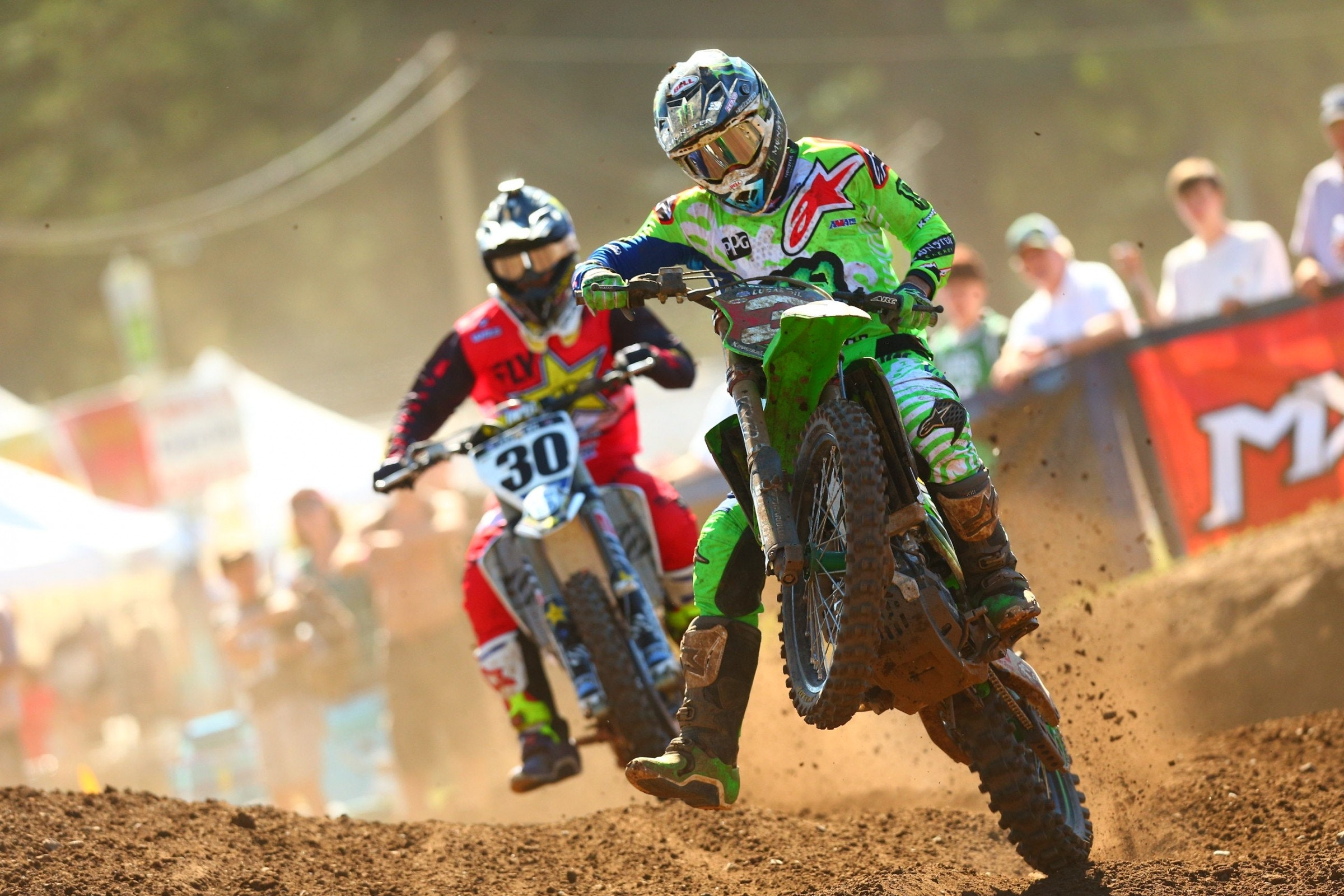 Eli Tomac Opts Out of Motocross of Nations