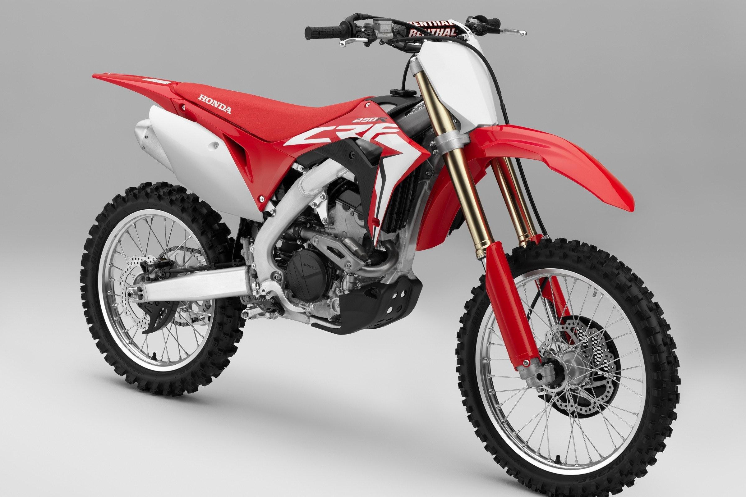 Honda Publicizes 2018 CRF250R – Racer X On-line