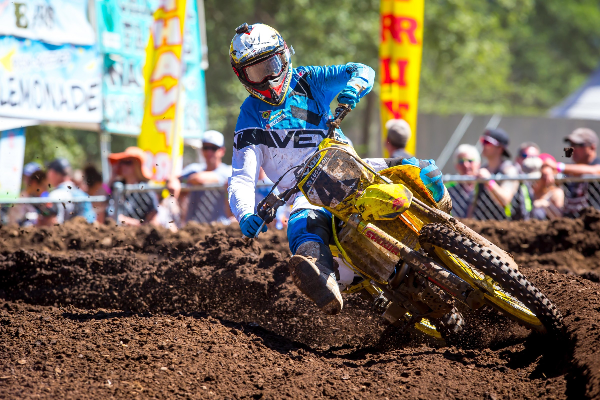 Bisceglia went 10-35 at Washougal for 17th overall.