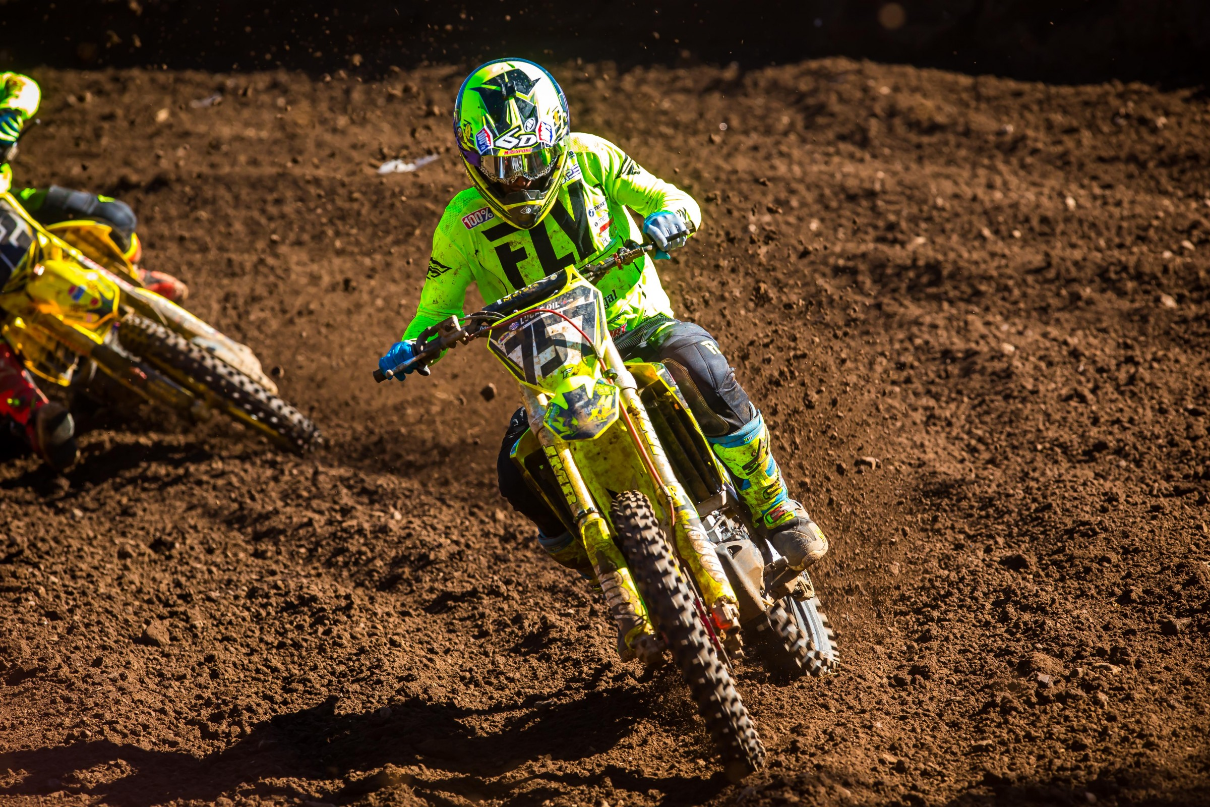 In six career appearances at Washougal, Weeck has only finished outside the top 20 overall once, and in 2014 he finished ninth in the second 450 moto.